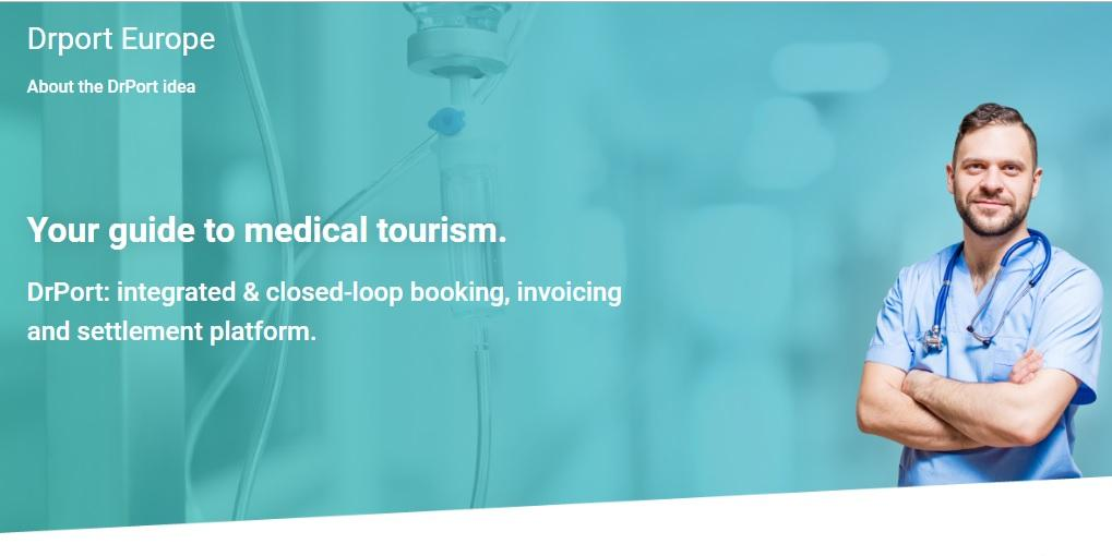 Alumni Feature: DrPort's medical tourism platform ensures accessible healthcare for Europeans